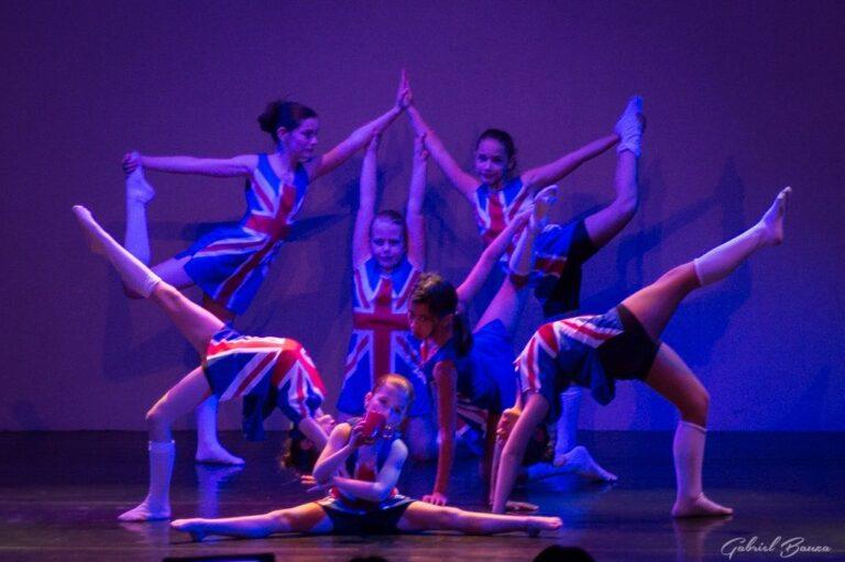 photo spectacle danseuses jazz